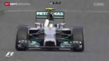 Video «Formel 1: GP Australien» abspielen