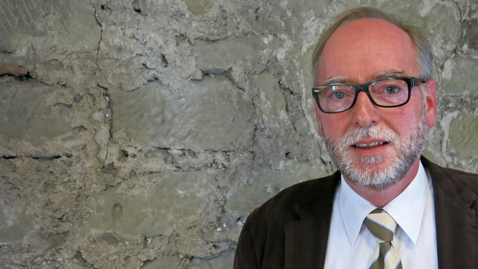 Gespräch mit Hans Ulrich Glarner (1.11.2013)