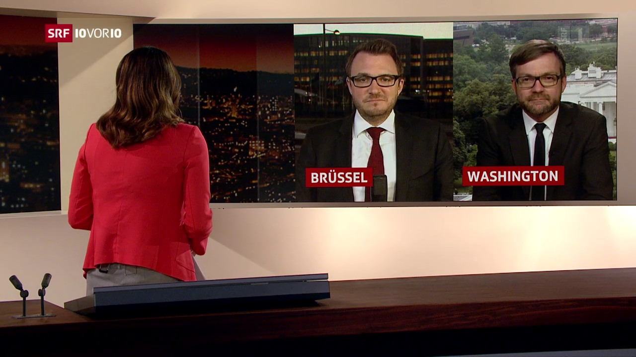 Einschätzungen aus Washington und Brüssel