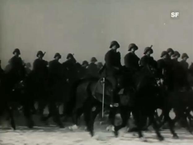 Video «Abschaffung der Kavallerie» abspielen
