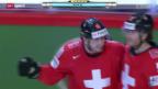 Video «Eishockey-WM: Schweiz - Tschechien» abspielen