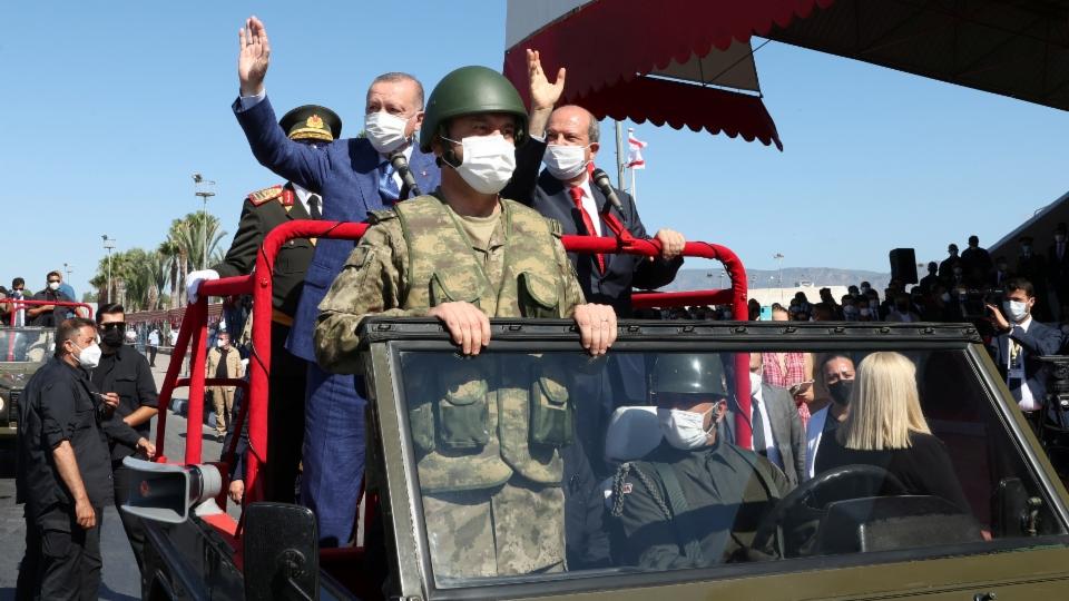 Erdogan schafft Tatsachen auf Zypern