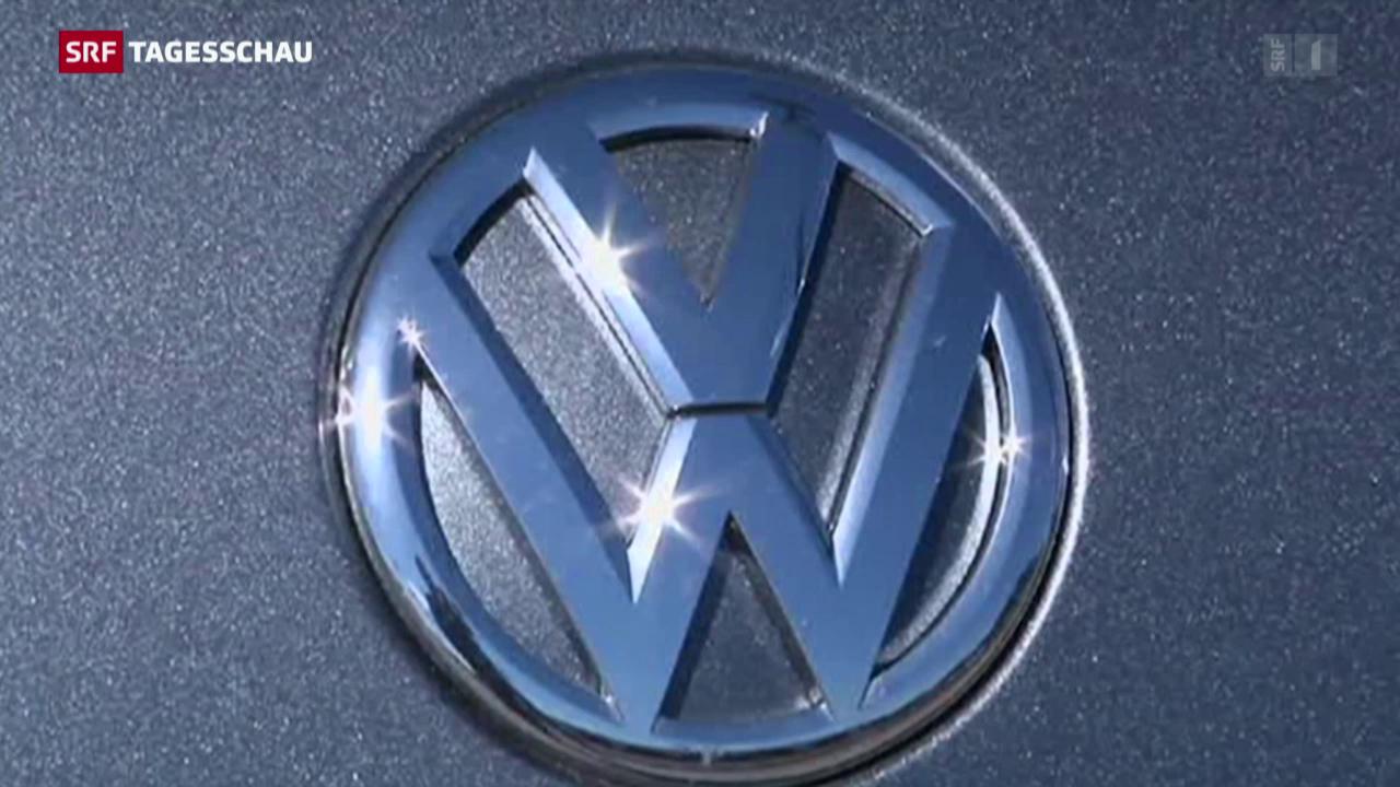 Neuer VW-Chef