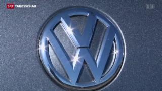 Video «Neuer VW-Chef» abspielen
