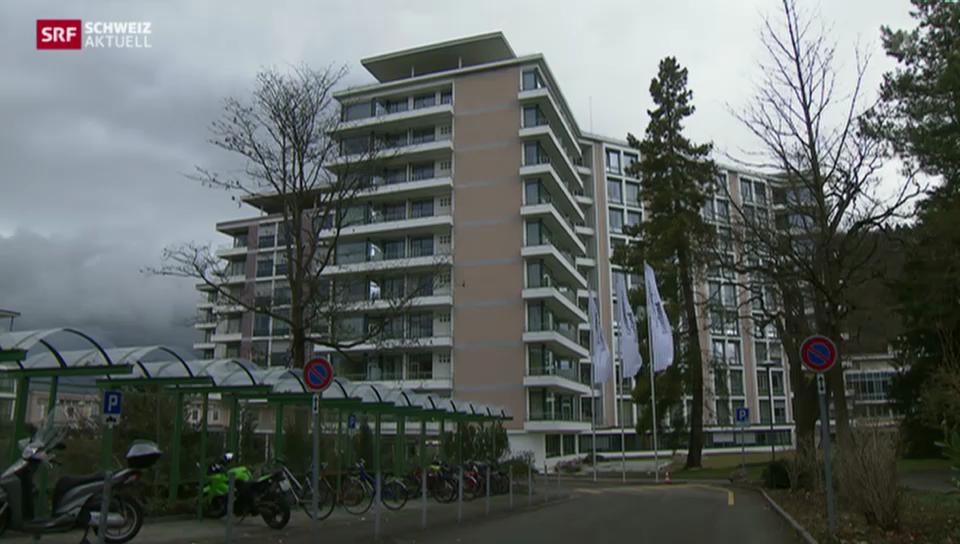 Kantonsspital Baselland in der Krise