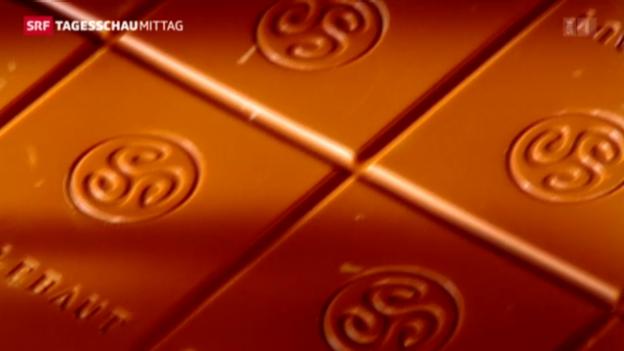 Video «Barry Callebaut gut aufgestellt» abspielen