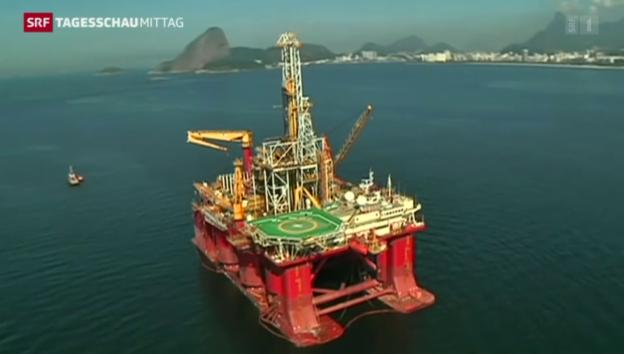 Video «Petrobras: Schmiergeld-Affäre wird zum Politikum» abspielen