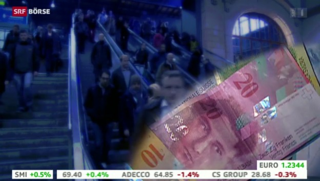 Video «SRF Börse vom 28.10.2013» abspielen
