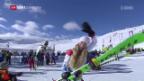 Video «Skicrosserin Smith landet auf dem Podest» abspielen