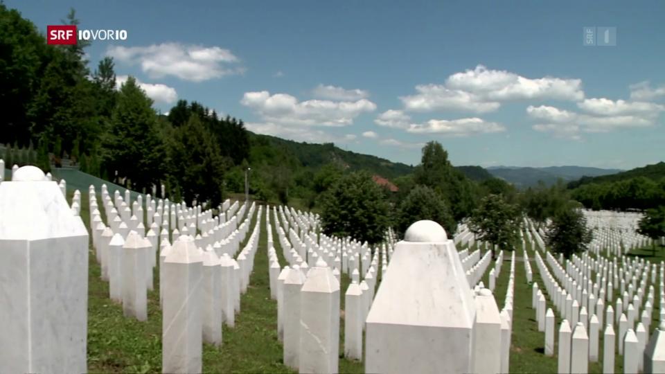 Archiv: Srebrenica leidet immer noch