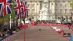 Video «Keine Zeit für Sehenswürdigkeiten in London» abspielen