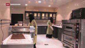 Video «Unternehmerinnen in Saudi-Arabien » abspielen