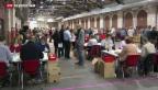 Video «SPD-Mitglieder sagen Ja zur Koalition» abspielen