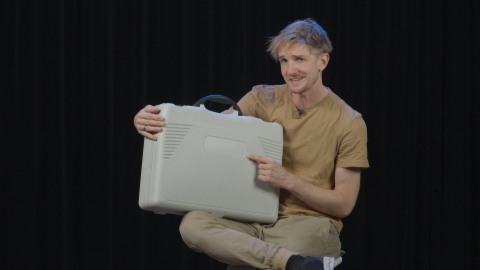 Einfach Physik! - Kreisel im Koffer (5/5)