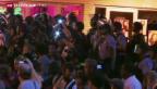 Video «Erneut Afroamerikaner durch Polizei getötet» abspielen