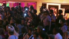 Video «Erneut Afroamerikaner durch Polizei getötet » abspielen