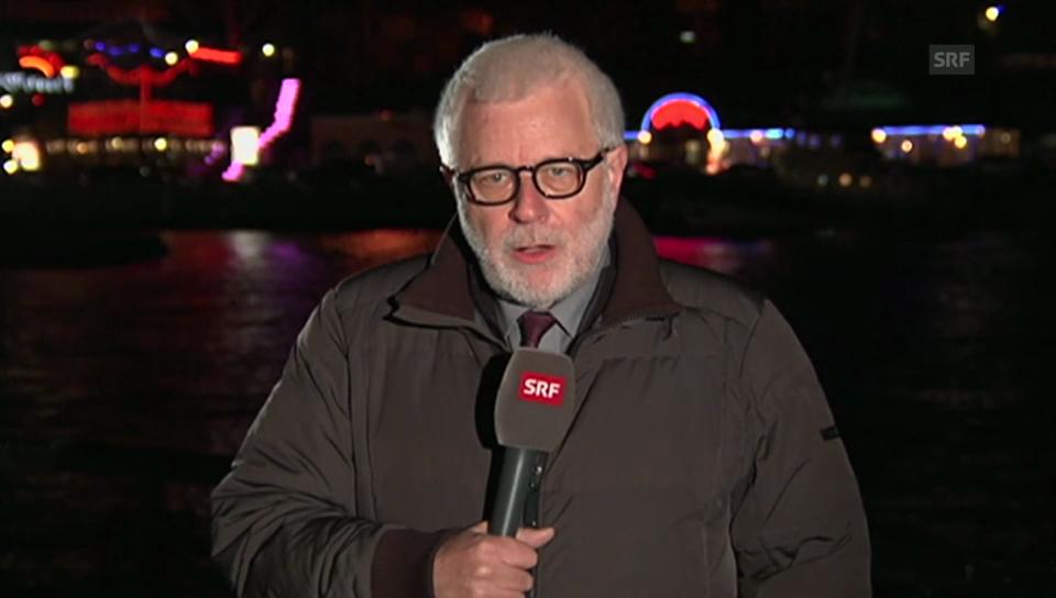 SRF-Korrespondent Gysling zum Ergebnis des Referendums