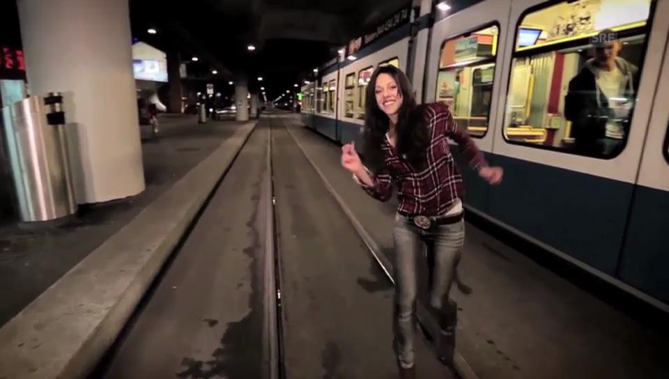 «Happy» aus Zürich