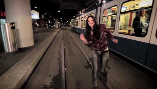Video ««Happy» aus Zürich» abspielen