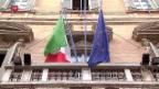 Video «Koalitionsknatsch in Italien» abspielen