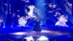 Video «Der erste goldene Buzzer geht an Nadia Maria Endrizzi» abspielen