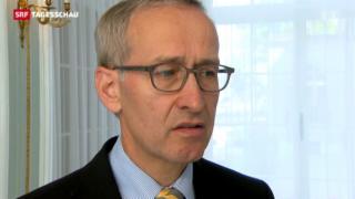 Video «Michael Ambühl zieht Bilanz als Staatssekretär» abspielen