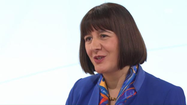 Video «Jasmin Staiblin zu einer möglichen chinesischen Offerte» abspielen