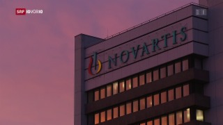 Video «Novartis' schmierige Kontakte zu Michael Cohen» abspielen