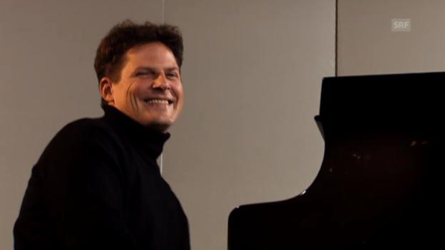 Video «Haben Sie Töne, Oliver Schnyder?» abspielen