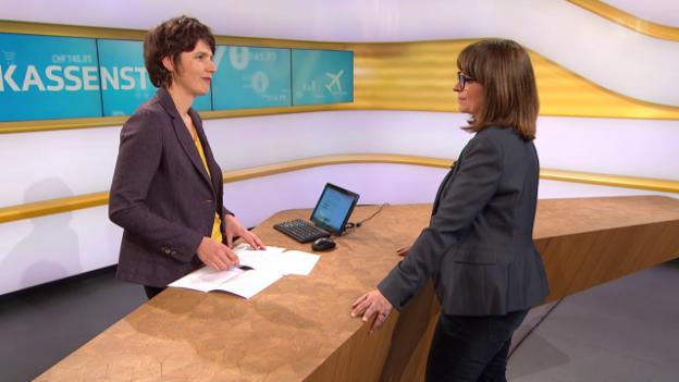 Video «Studiogespräch mit Rechtsexpertin Gabriela Baumgartner» abspielen