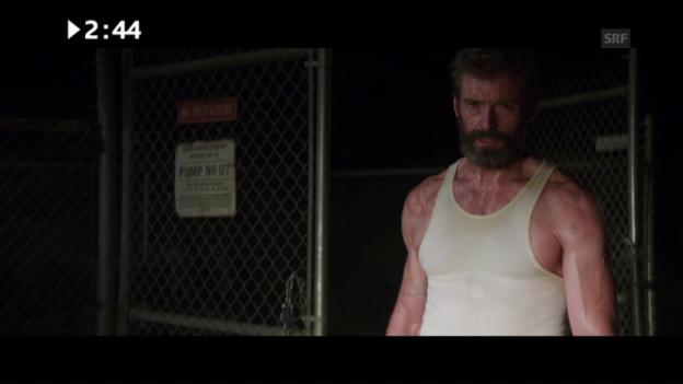 Video «Im Kino: «Logan»» abspielen