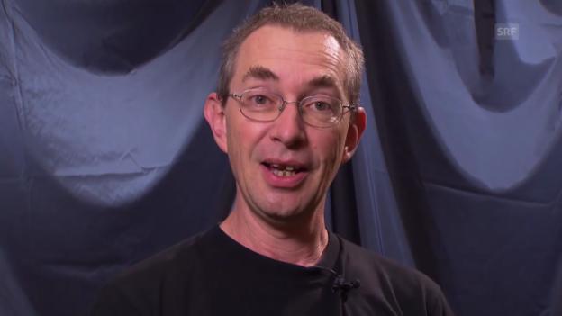 Video «Michael Sennhauser über Grease» abspielen