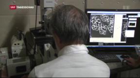 Video «Medizin-Nobelpreis an Japaner» abspielen