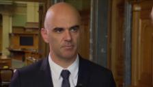 Video «Berset zur AHV-Reform: Wo gibt es Korrekturbedarf?» abspielen