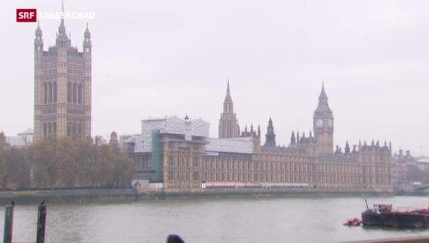 Video «Korruptionsskandal in Grossbritannien» abspielen