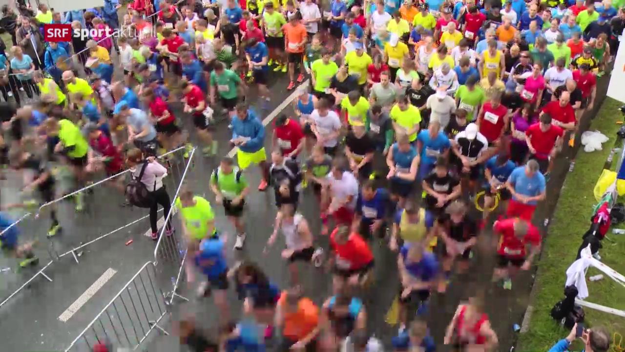 Marathon-Weltmeister triumphiert in Bern