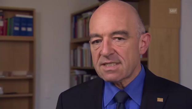 Video «Daniel Jositsch: «Jetziger Zustand ist unhaltbar»» abspielen