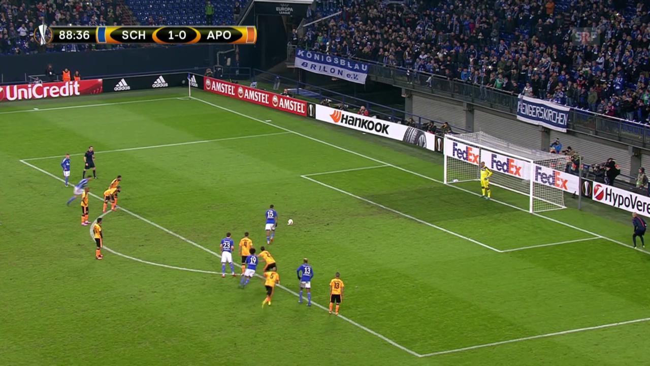 Fussball: Europa League, Schalke – APOEL Nikosia