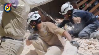 Video «Alternativer Nobelpreis für Weisshelme» abspielen
