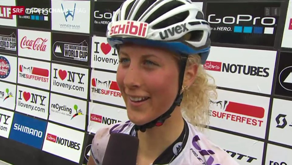Mountainbikerin Neff ist jüngste Gesamtsiegerin