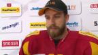 Video «Benjamin Neukomm : «Wir haben super Moral bewiesen.»» abspielen