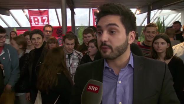 Video «Wermuth zum Abstimmungsergebnis» abspielen