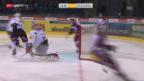 Video «Genf-Servette lässt gegen Freiburg nichts anbrennen» abspielen