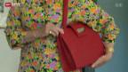 Video «Designer-Handtaschen aus Schweizer Straussenleder» abspielen