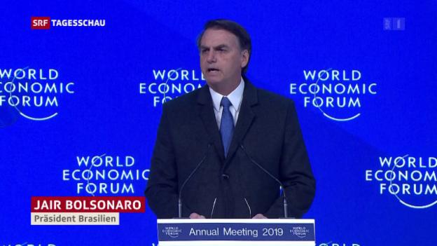 Bolsonaro Am Wef Raiffeisen Rücktritte Der Vertrag Von Aachen