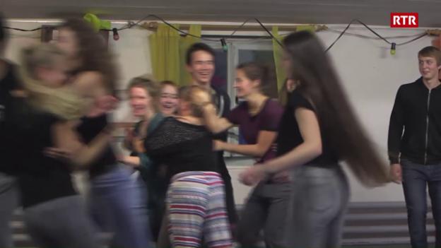Laschar ir video «Stas ti avant tschients da persunas?»
