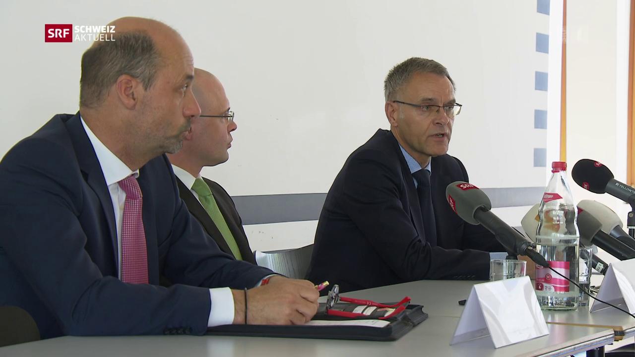 Basler Polizeikommandant tritt per sofort zurück