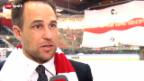Video «SCL Tigers - Lausanne: Fluch und Segen der Liga-Qualifikation» abspielen