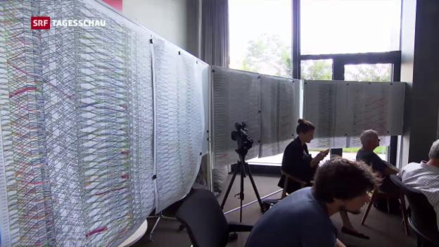 Video «Neuer SBB-Fahrplan» abspielen