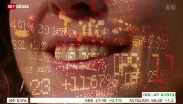 Video «SRF Börse vom 26.05.2014» abspielen